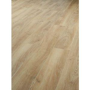 Wickes Sagano Oak Laminate Flooring 1 41m2 Pack Oak Laminate Rustic Oak Flooring Oak Laminate Flooring