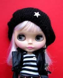 Hip Girl Traveler Sweet Punk  Blythe Doll Love