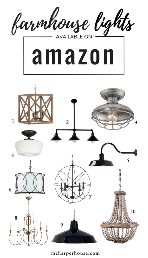 Farmhouse decor on amazon remember this style and for Kitchen spotlights amazon