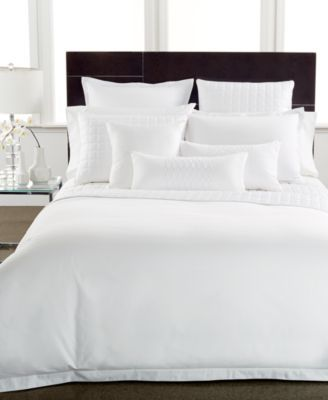 Hotel Collection 400 Thread Count Pima Cotton Quilted Standard Sham