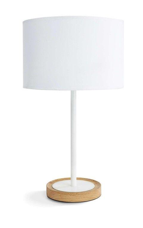 Touch Lampe Nachttischleuchte Esszimmerlampe Tischleuchte Glasschirm weiß