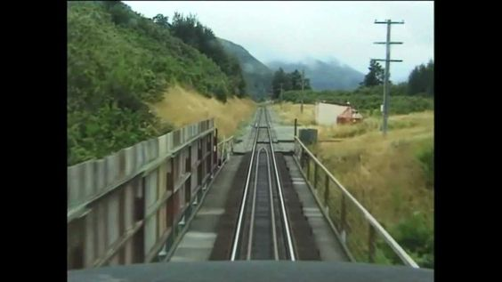 New Zealand:Christchurch-Greymouth : Cab Ride