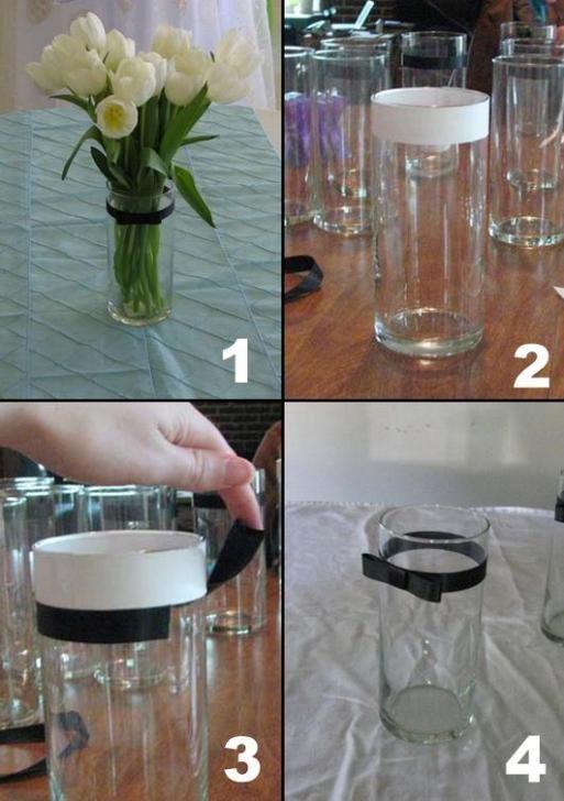arranjos flores com pingentes de cristal - Pesquisa Google