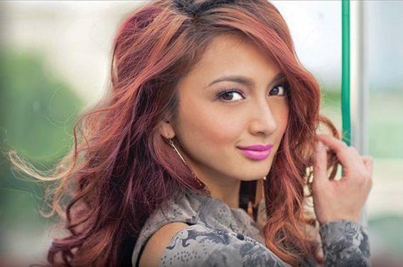 Iya Villania Long Hair Styles Hair Styles Filipina Actress