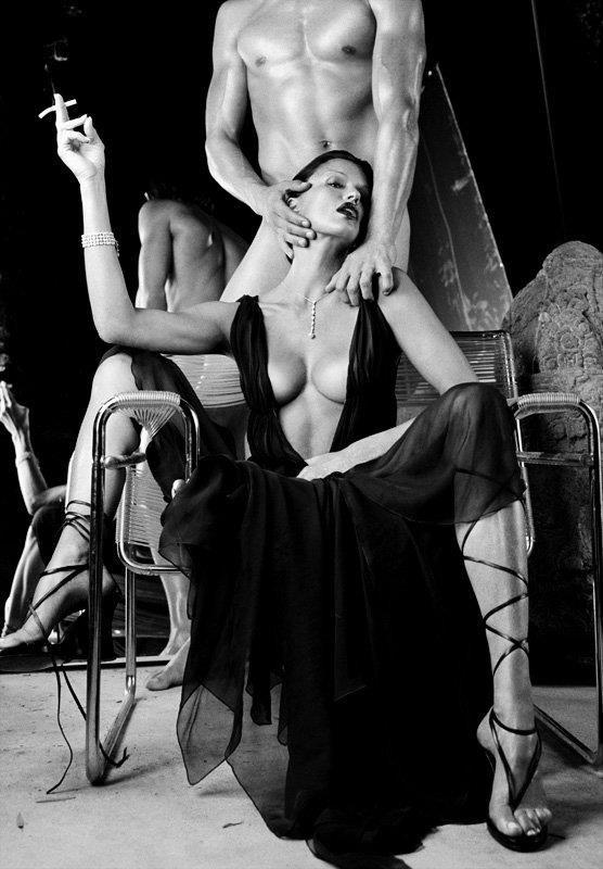 Cultura Inquieta - El glamour de Tony Duran. (Desnudos explícitos)
