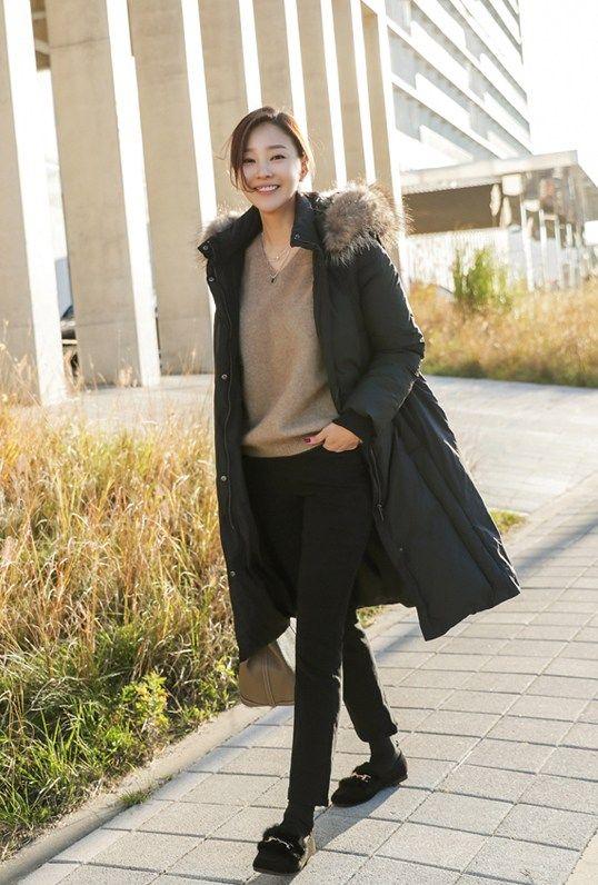 韓国の20代30代冬の服装】流行りのレディースファッションコーデ