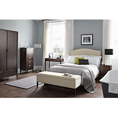 House By John Lewis Match Media Unit White Frame White Doors Stylish Bedroom Furniture
