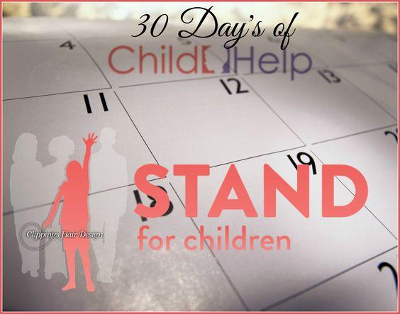 ChildHelp #ClippingsHairDesign