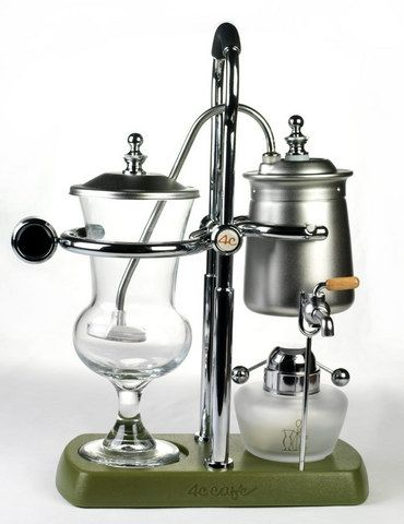 Siphon Coffee Maker How It Works : Coffee maker, Medieval and Coffee on Pinterest