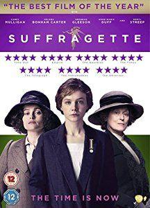 Suffragette [DVD] [2015]: Amazon.co.uk: Carey Mulligan, Meryl Streep, Helena Bonham Carter, Ben Whishaw, Brendan Gleeson, Romola Garai, Anne-Marie Duff, Samuel West, Geoff Bell, Morgan Watkins, Sarah Gavron, Alison Owen, Faye Ward: DVD & Blu-ray