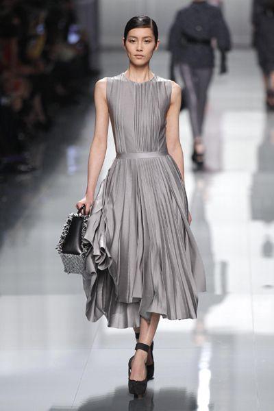 Christian Dior FW 2013 #dior #model #fashion #2013 #christiandior #designer #fall #winter #couture #dress