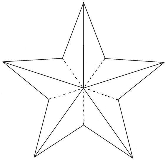 20 Estrellas De Navidad Ideas Originales Para Hacer Estrellas Pequeocio Estrellas De Navidad Moldes De Estrellas Estrellas De Papel