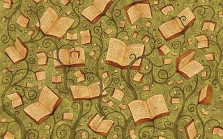 خلفيات سطح المكتب 2021 تحميل اروع صور خلفيات شاشة كمبيوتر Book Wallpaper Book Background Ipad Wallpaper