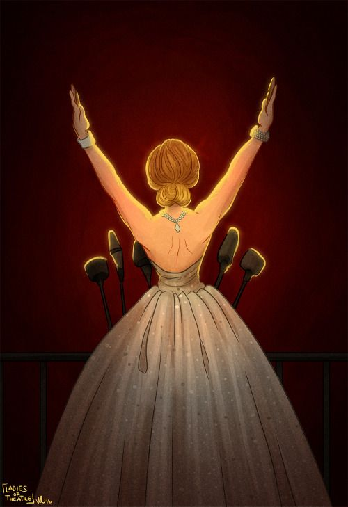 Ladies of the Theater Evita