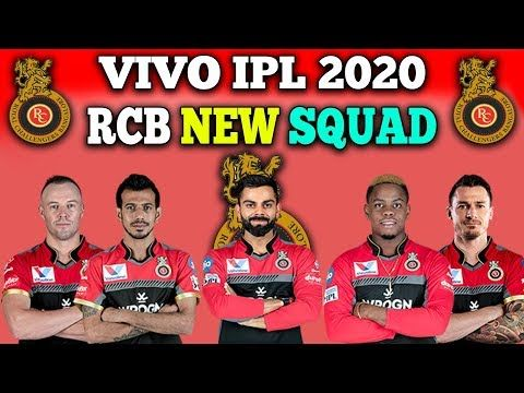 Rcb tickets 2020