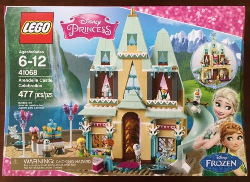 !!!NEW!!! Lego Disney Princess-Arendelle Castle Celebration-41068-Free Shipping! https://t.co/kmnsCrcNbo https://t.co/xotkiGAXZu