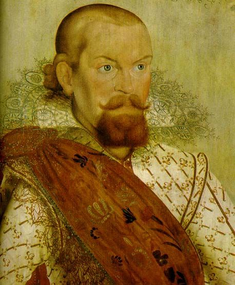 Portrait of Christian, Margrave of Brandenburg-Bayreuth (1581-1655) by Unknown Painter