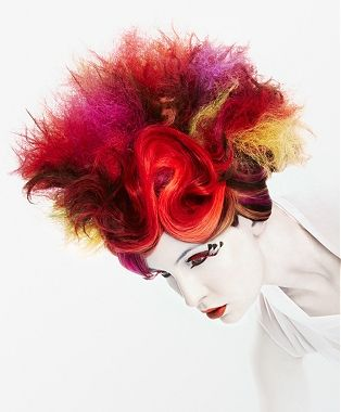 Anne Veck #AvantGardeHair #beauty #hair #hairproducts #professionalhairproducts #salonproducts #distributor