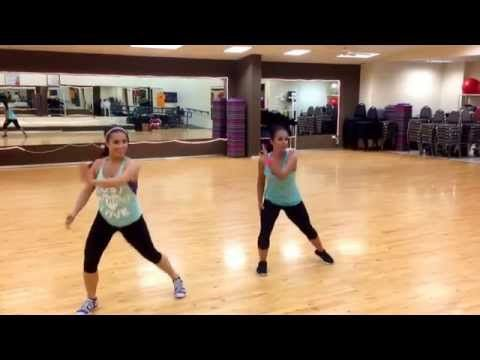 Zumba (dance fitness) Warmup- Let's Go by Will.I.Am - YouTube