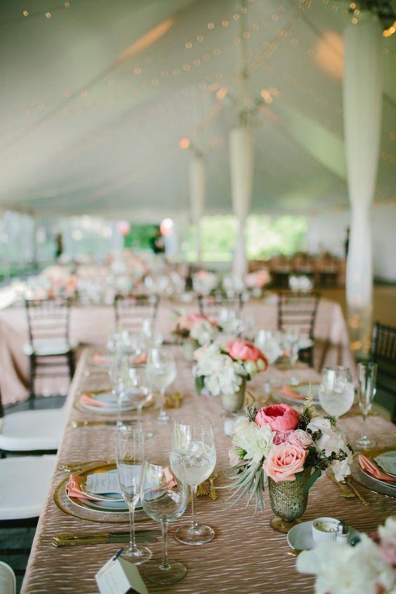 wedding reception idea; photo: Emily Delamater
