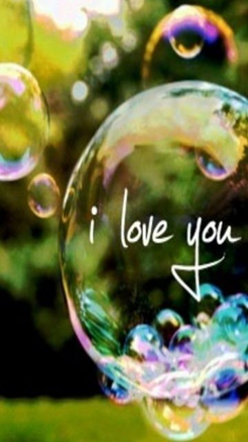 Love Quotes Wallpapers For Nokia 5233 : Free wallpaper love bubble, download free wallpapers for your ... WebIoT Pinterest ...