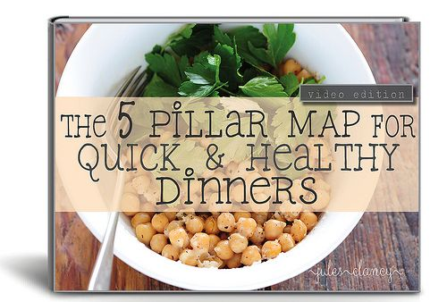 Quick & Healthy Dinners from The Stonesoup (free cookbook)