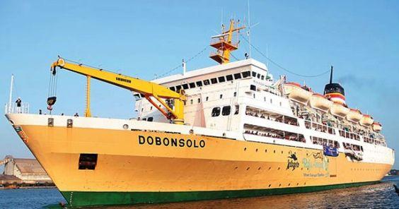 Kapal Laut Pelni Gunung Dempo