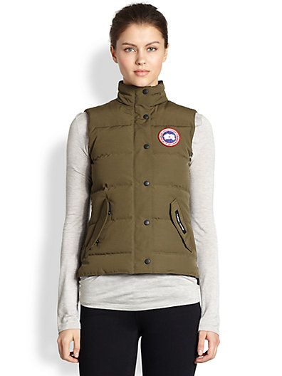 Canada Goose chateau parka outlet official - Canada Goose - Down Freestyle Vest - Saks.com | fashion ...