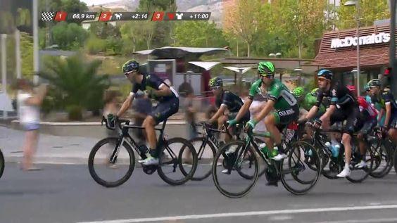 67 KM a meta / to go - Etapa / Stage 20 - La Vuelta a España 2016