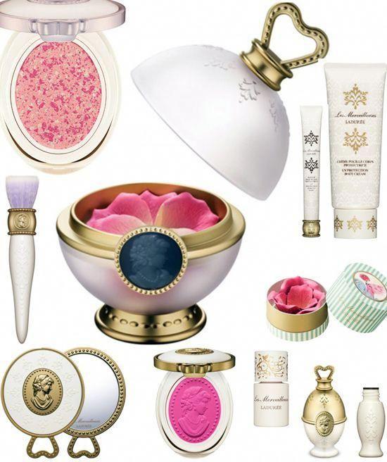 Blush Makeup Lipstick Makeup How To Apply Makeup 20190116 Laduree Makeup Makeup Package Makeup Cosmetics