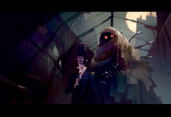 Mr Teckel: A Monster in Paris