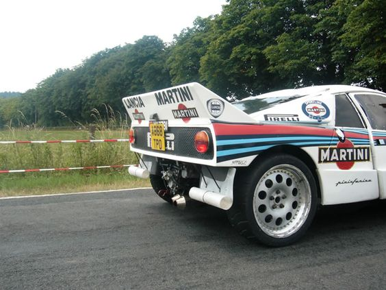 Lancia Rally 037 Evo - C1 - TO W67781