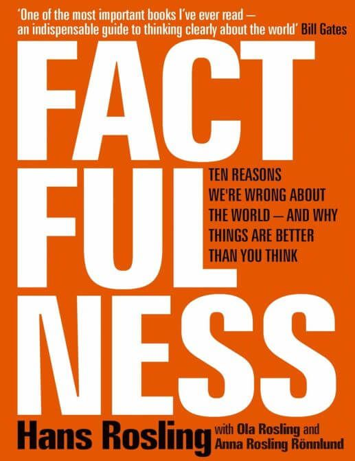 Factfulness By Hans Rosling Download Factfulness Pdf Book By