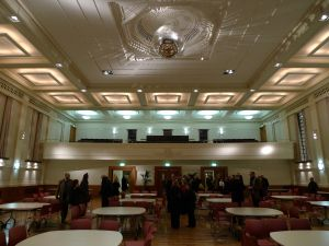Hawkins\Brown architects refurbish Stoke Newington Town Hall