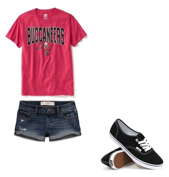"""""""😀"""" by melodyleighmitchell on Polyvore featuring Old Navy, Abercrombie & Fitch and Vans"""