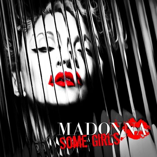 Madonna – Some Girls (single cover art)