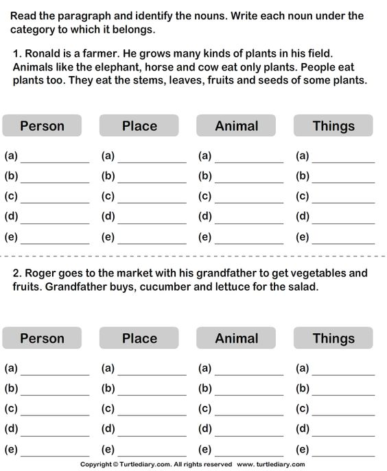 2nd grade writing worksheets – 2nd Grade Writing Worksheets