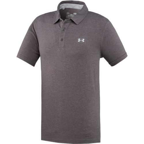 7db5e9a1d8b43 Under Armour Men s Charged Cotton Scramble Polo Shirt Aqua Or Turquoise 02  - Golf Apparel, Men s Golf Shirts at Academy Sports   Shops, Golf shirts  and Mens ...