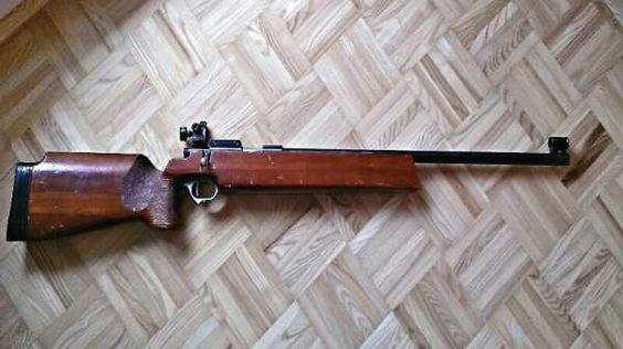 Suhler 150 Matchgewehr inkl. Diopter Visier
