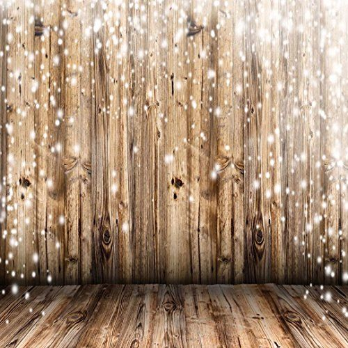 10x10 Ft Light Brown Wood Floor And Wall Photo Background Https Www Amazon Co Christmas Photography Backdrops Christmas Photo Background Photo Backgrounds