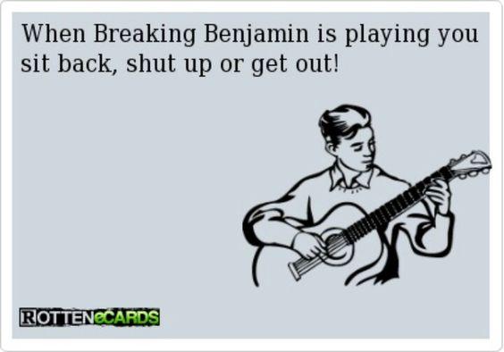 Breaking Benjamin: