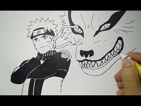 Terkeren 22 Gambar Naruto Hitam Putih Mudah Dengan Kecanggihan Yang Ditawarkan Oleh Android Tentunya Sangat Memungkinkan Pengguna Gambar Gambar Kartun Kartun