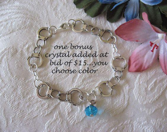 Prisoner of Love Bracelet ~Bonus! . Starting at $13