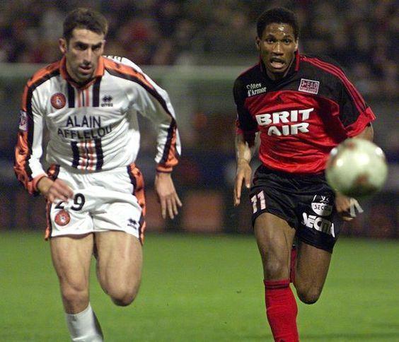 Didier Drogba, Guingamp