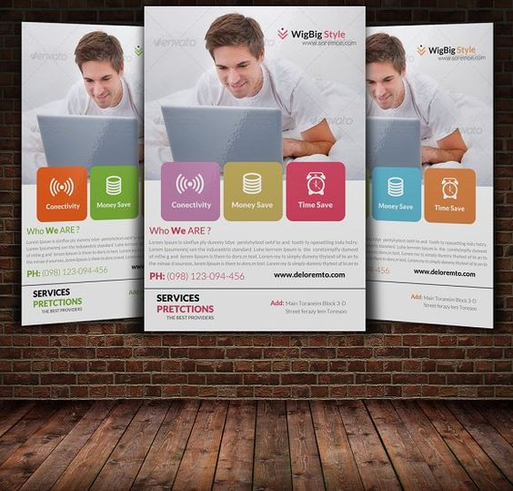Charity Donation Flyer Template by Business Templates on - donation flyer template