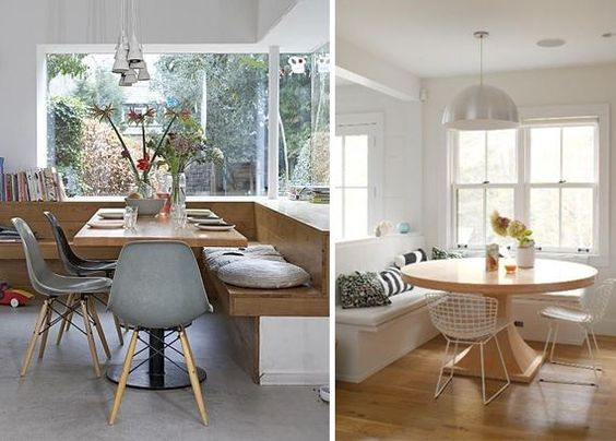 dream house : the breakfast nook