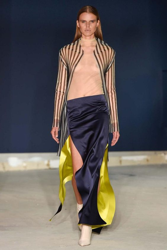 Thomas Tait Spring 2015 Ready-to-Wear - Collection - Gallery - Look 1 - Style.com