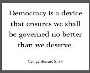 Best 25+ Quotes on democracy ideas on Pinterest | Liberal are ...