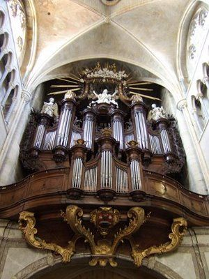 Basilica of Our Lady in Tongeren: