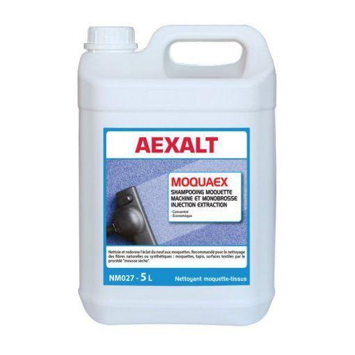 shampoing moquette et tapis 5l moquaex
